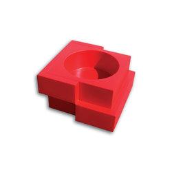 Cubic Yo | Fioriere | Slide