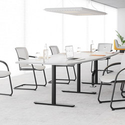 LIFE.S | Conference tables | König+Neurath