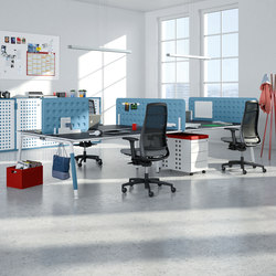 LIFE.S | Desking systems | König+Neurath