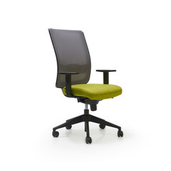 Link | Office chairs | Quinti Sedute