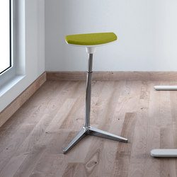 QUICK.II | Swivel stools | König+Neurath