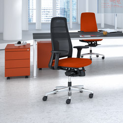 TENSA.NEXT Swivel chair | Sillas de oficina | König+Neurath