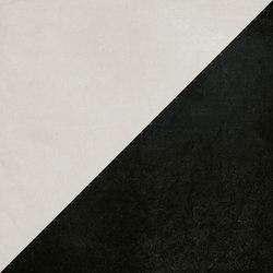 Futura | Half Black | Keramik Fliesen | 41zero42