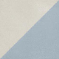 Futura | Half Blue | Keramik Fliesen | 41zero42