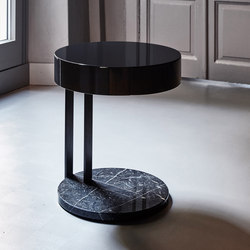 Ralf Night table | Night stands | Meridiani