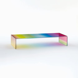 The Dark Side of the Moon | Couchtische | Glas Italia