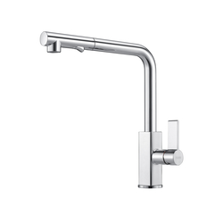 Maris Tap Pull Out L Version Chrome | Kitchen taps | Franke Kitchen Systems