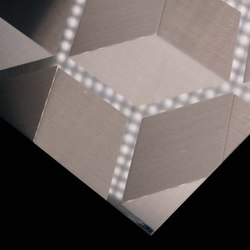 Stainless Steel | 260 | Cube | Paneles metálicos | Inox Schleiftechnik