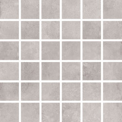 Bibulca | Taupe Mosaico 5x5 cm | Ceramic mosaics | IMSO Ceramiche