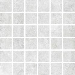 Bibulca | White Mosaico 5x5 cm | Mosaicos | IMSO Ceramiche