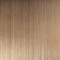 Nordic Brass | 980 | Hairline fine | Metal sheets | Inox Schleiftechnik