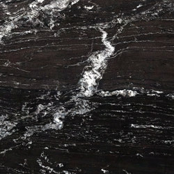 Sensa Black Beauty | Mineral composite panels | Cosentino