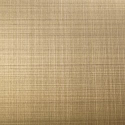 Nordic Brass | 1040 | Hairline-cross | Metal sheets | Inox Schleiftechnik