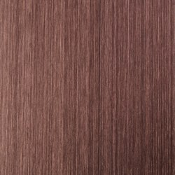 Nordic Brown | 1130 | Hairline medium | Plaques de métal | Inox Schleiftechnik