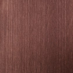 Nordic Brown Light | 1130 | Hairline medium | Paneles metálicos | Inox Schleiftechnik