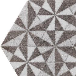 Bibulca | Esagona Latin 21x18 cm | Carrelage céramique | IMSO Ceramiche