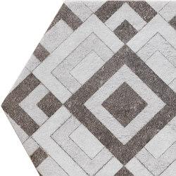 Bibulca | Esagona Latin 21x18 cm | Keramik Fliesen | IMSO Ceramiche