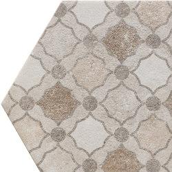 Bibulca | Esagona Orient 21x18 cm | Baldosas de suelo | IMSO Ceramiche