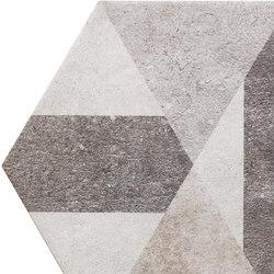 Bibulca | Esagona Classic 21x18 cm | Bodenfliesen | IMSO Ceramiche