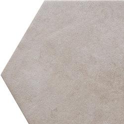 Bibulca | Esagona White 21x18 cm | Carrelage céramique | IMSO Ceramiche