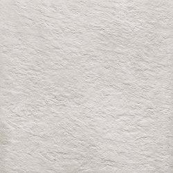 Bibulca | White Outdoor rett. 60x60 cm | Ceramic tiles | IMSO Ceramiche