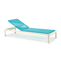 Allaperto Camping chic Sunbed | Sun loungers | Ethimo