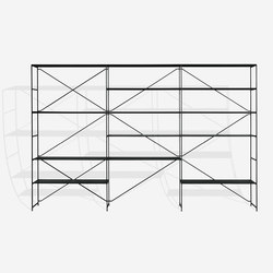 R.I.G. Modules | Office shelving systems | MA/U Studio