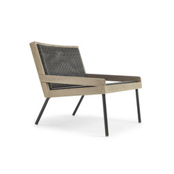Allaperto Mountain Lounge armchair | Poltrone | Ethimo