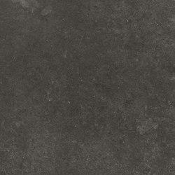 Bibulca | Black Burattato 15x15 cm | Ceramic tiles | IMSO Ceramiche