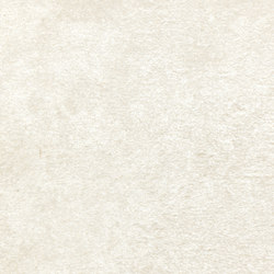 Bibulca | White Burattato 15x15 cm | Ceramic tiles | IMSO Ceramiche