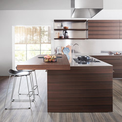 Vela | Fitted kitchens | Dada