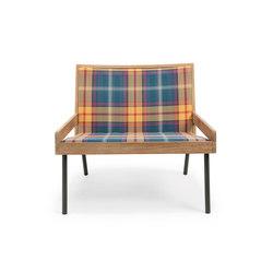 Allaperto Mountain Lounge armchair | Armchairs | Ethimo