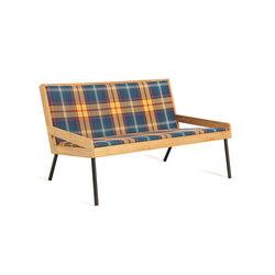 Allaperto Mountain 2 seater sofa | Sofás | Ethimo