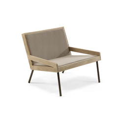 Allaperto Urban Lounge armchair | Armchairs | Ethimo