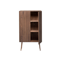 Malin Highboard | Cabinets | Woak