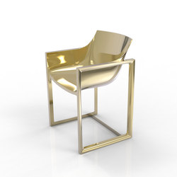 Wall Street chair | Chairs | Vondom