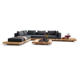 Canapé Lounge Plateau | Canapés | solpuri