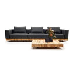 Plateau Lounge | Sofas | solpuri