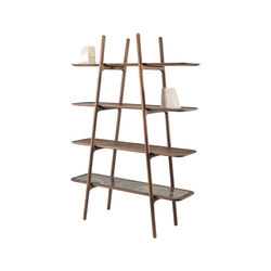 Malin Shelf System | Scaffali | Woak