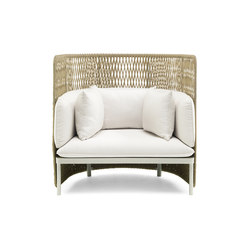 Esedra lounge armchair | Sessel | Ethimo