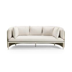 Esedra 3 seater sofa | Sofas | Ethimo