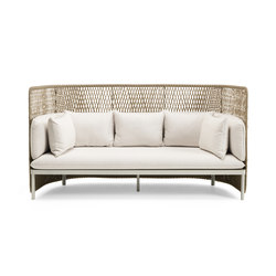 Esedra 3 seater high back sofa | Sofas | Ethimo
