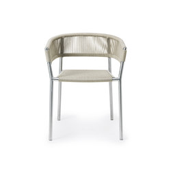 Kilt Dining armchair | Chairs | Ethimo