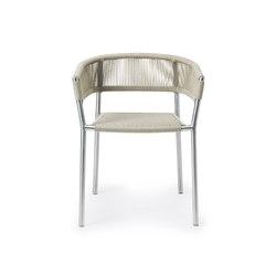 Kilt Dining armchair | Sillas | Ethimo