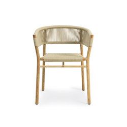 Kilt Dining armchair | Stühle | Ethimo