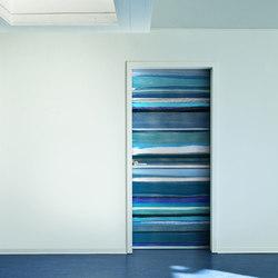 Doorpaper | Color Line | Quadri / Murales | INSTABILELAB