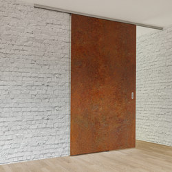 Doorpaper | Corten | Arte | INSTABILELAB