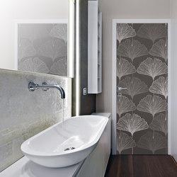Doorpaper | Kontrà | Wall art / Murals | INSTABILELAB