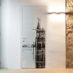 Doorpaper | Lake | Arte | INSTABILELAB