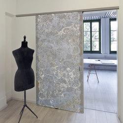 Doorpaper | Merlò | Wall art / Murals | INSTABILELAB